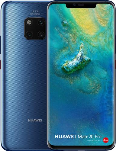 Huawei Mate 20 Pro Blauw Main Image