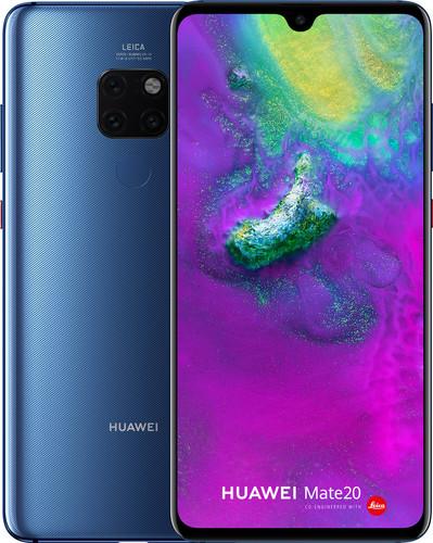 Huawei Mate 20 Blue Main Image