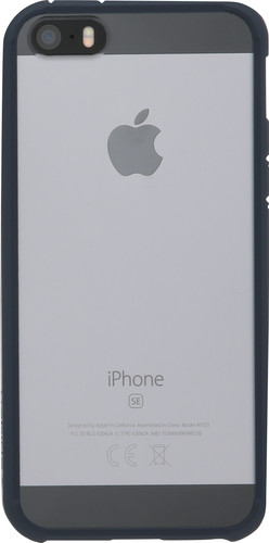 Spigen Ultra Hybrid Apple iPhone 5/5S/5SE Blauw Main Image