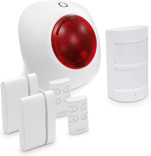 Chacon Wireless Alarm System Main Image