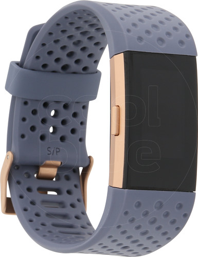 Fitbit Charge 2 Blue/Grey Sport - L Main Image