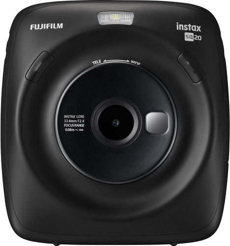 Fujifilm Instax SQUARE SQ20 Noir Main Image