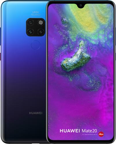 Huawei Mate 20 Purple Main Image