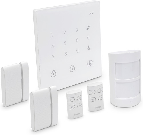 Chacon Alarm System with SIM card Main Image