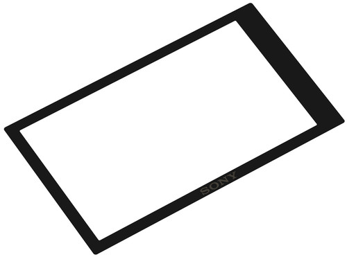 Sony PCK-LM17 Screenprotector voor Alpha A6000 Main Image