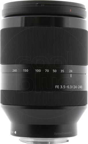 Sony FE 24-240mm f/3.5-6.3 OSS Main Image
