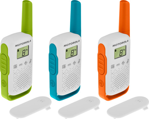 Motorola Talkabout T42 Triple Pack Main Image