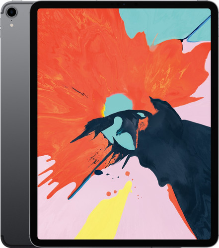 Apple iPad Pro 12,9 inch (2018) 512GB Wifi + 4G Space Gray Main Image