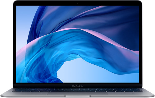 "Apple MacBook Air 13,3"" (2018) MRE92FN/A Gris sidéral Azerty Main Image"