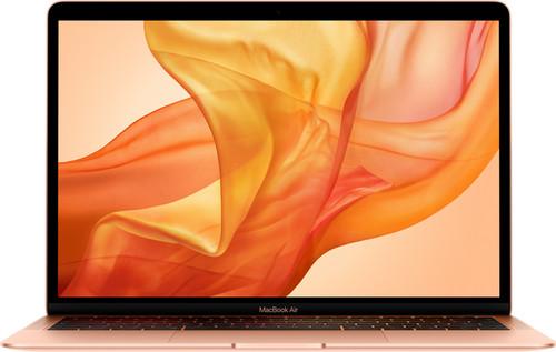 "Apple MacBook Air 13,3"" (2018)  MREF2FN/A Goud Azerty Main Image"