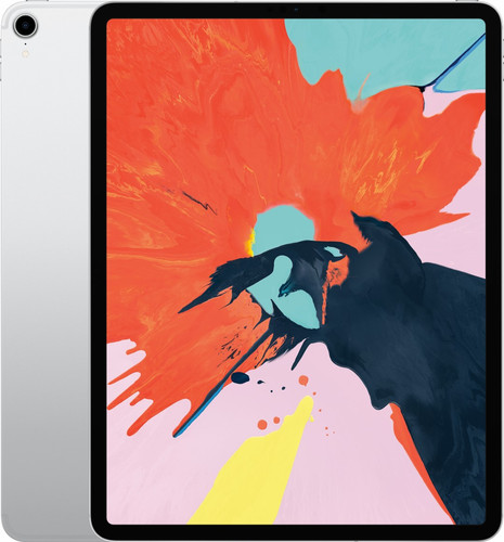 Apple iPad Pro 11 inch (2018) 256 GB Wifi + 4G Zilver Main Image