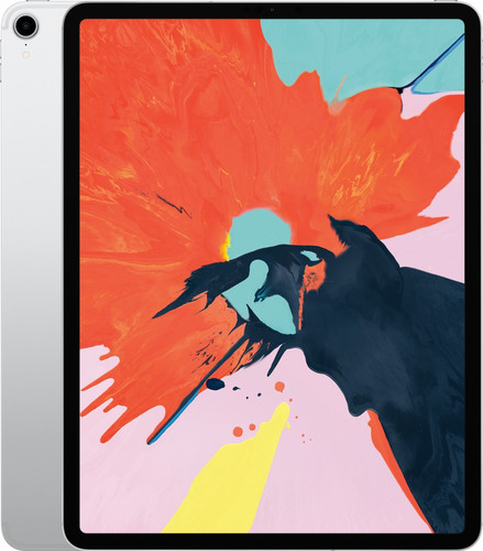 Apple iPad Pro 12,9 pouces (2018) 1 To Wi-Fi + 4G Argent Main Image
