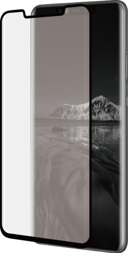 Azuri Curved Protège-écran en Verre trempé Huawei Mate 20 Pro Noir Main Image