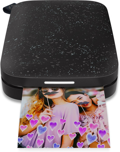 HP Sprocket New Edition Noir Main Image