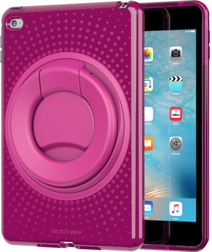Tech21 Evo Play2 iPad 9.7 Inch Back Cover Pink Main Image