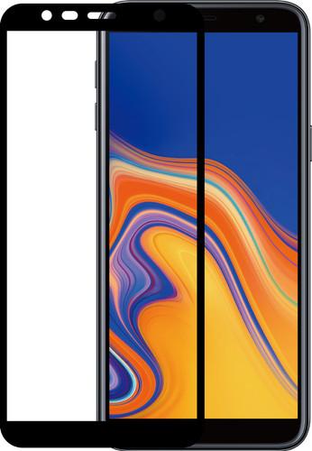 Azuri Protège-écran Verre trempé Samsung Galaxy J6 Plus (2018) Noir Main Image
