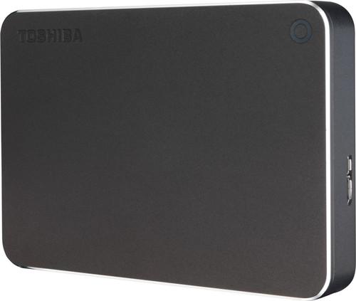 Toshiba Canvio Premium 2 To Gris anthracite Main Image