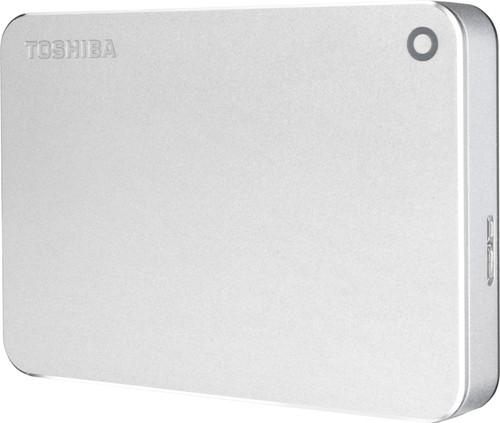 Toshiba Canvio Premium 3TB Zilver Main Image