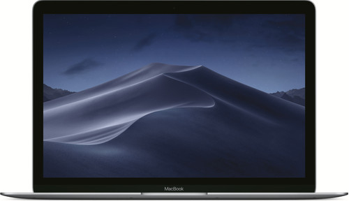 "Tweedekans Apple MacBook 12"" (2017) 16/256GB - 1,4GHz Space Gray AZERTY Main Image"