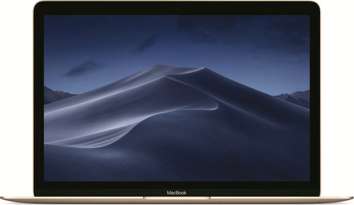 "Apple MacBook 12"" (2017) MNYK2FN/A Gold Azerty Main Image"
