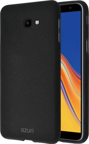 quality design 4d61d 5aaa3 Azuri Flexible Sand Samsung Galaxy J6 Plus (2018) Back Cover Black