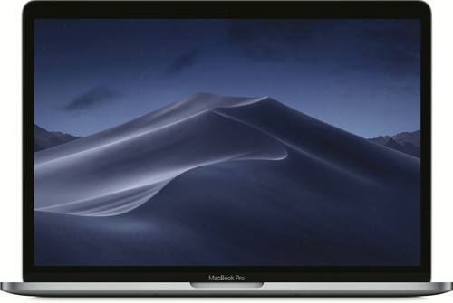 Apple MacBook Pro 13'' (2017) 16/256GB Space Gray AZERTY Main Image