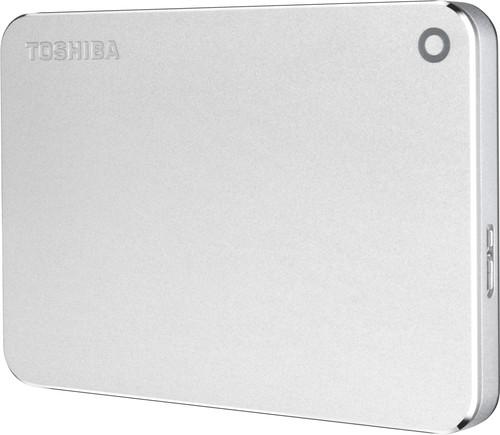 Toshiba Canvio Premium 1TB Zilver Main Image