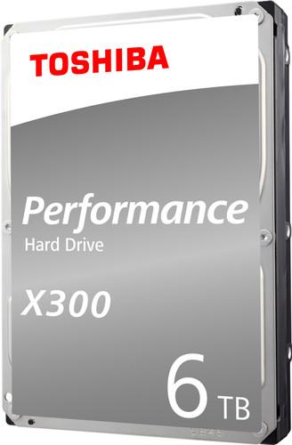 Toshiba X300 HDWE160EZSTA 6TB Main Image