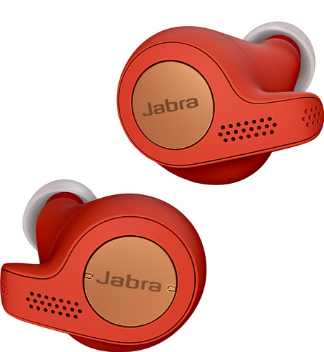 Jabra Elite Active 65t Red Main Image