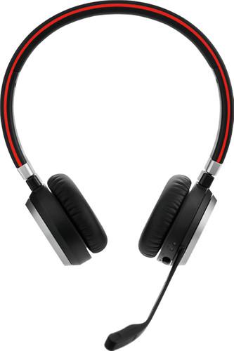 Jabra Evolve 65 UC Stereo Draadloze Office Headset Main Image
