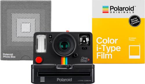Polaroid Originals OneStep+ Noir - Everything box Main Image