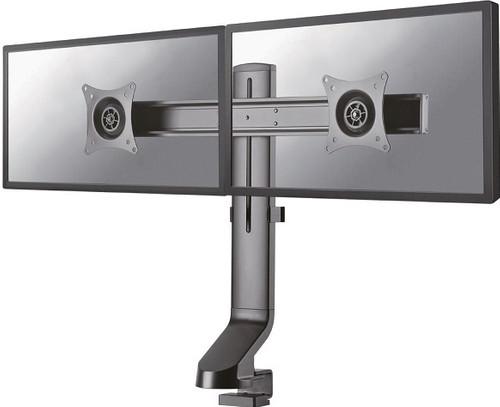 NewStar FPMA-D860DBLACK Monitor Bracket Black Main Image
