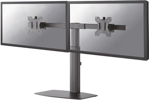 NewStar FPMA-D865DBLACK Support pour écran PC Noir Main Image