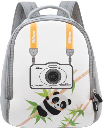 Nikon Kids Rugzak Wit Main Image
