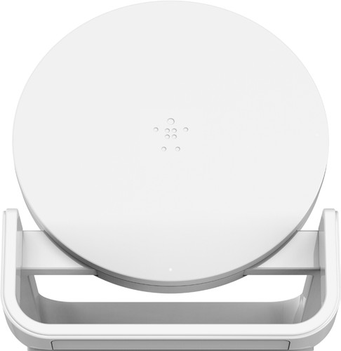 Belkin Boost Up Wireless Charger with Standard Universal White