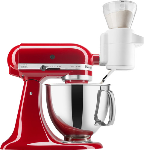KitchenAid 5KSMSFTA Sifter and Scale Attachment Main Image