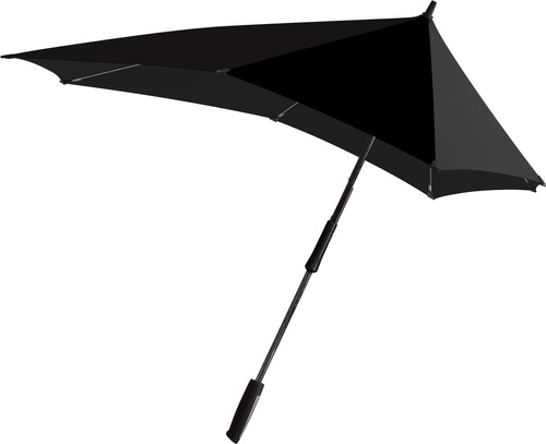 coupe classique 9f4ab d2243 Senz° XXL Parapluie tempête Pure Black