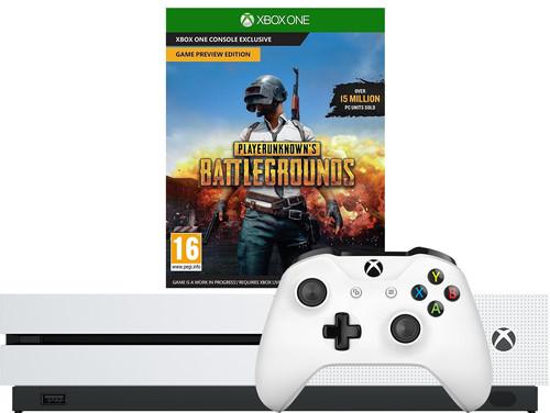 Microsoft Xbox One S 1TB Playerunknown's Battlegrounds Bundle Main Image