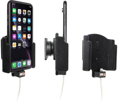 Brodit Support voiture rembourré Apple iPhone Xr / iPhone 11 sans Câble USB Main Image
