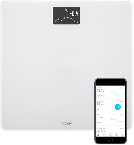 Nokia Body Blanc Main Image