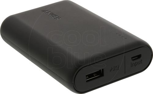 Anker PowerCore Speed 10.000 mAh Quick Charge 3.0 Zwart Main Image