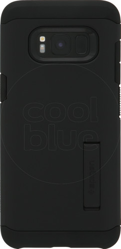 big sale 04794 31692 Spigen Tough Armor Samsung Galaxy S8 Back Cover Black