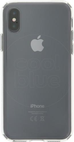 coque arriere et avant transparente iphone xs