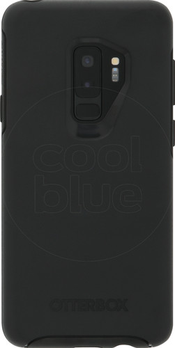 cheap for discount e6894 5e3d8 Otterbox Symmetry Samsung Galaxy S9 Plus Back Cover Black