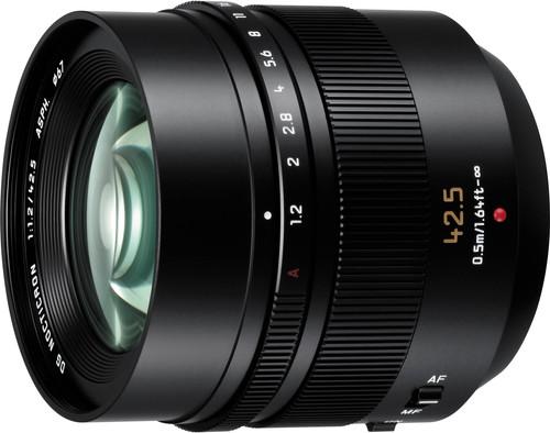 Panasonic Leica DG Nocticron 42.5 mm f/1.2 ASPH. POWER Noir Main Image