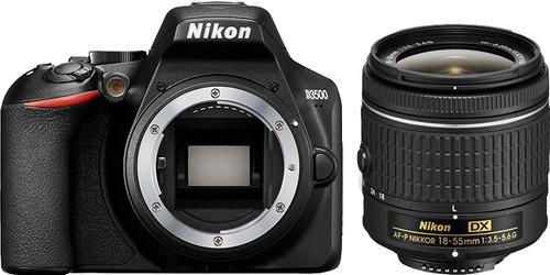 Nikon D3500 + AF-P DX 18-55mm f/3.5-5.6G Main Image