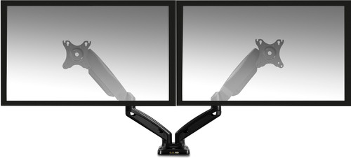 Ewent EW1516 Monitor Arm voor 2 Monitoren Main Image
