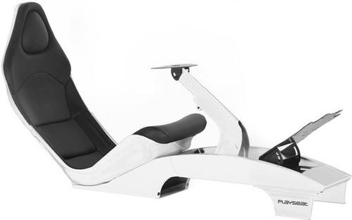 Playseat F1 White Racing Cockpit Main Image
