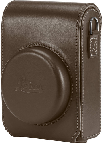 Leica C-Lux Leather Case Taupe Main Image