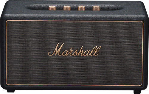 Marshall Stanmore WiFi Speaker Black Main Image